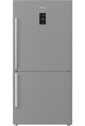 Altus ALK-484 NIX 630lt A+ NoFrost İnox Çift Kapılı Buzdolabı