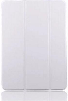 CresCent Samsung Galaxy Tab A 10.1 inç Sm-T580/T585/T587 Smart Case Smart Cover Tablet Kılıfı