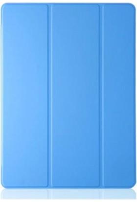 CresCent Samsung Galaxy Tab S2 9.7 inç Sm-T810/T813/T815/T817/T818/T819 Smart Case Smart Cover Tablet Kılıfı