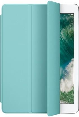 CresCent Apple iPad 6 Nesil 2018 9.7 İnç Smart Case Smart Cover Tablet Kılıfı (A1893/A1954)