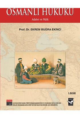 Osmanlı Hukuku-Ekrem Buğra Ekinci