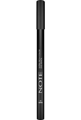 Note Ultra Rich 01 Black Göz Kalemi