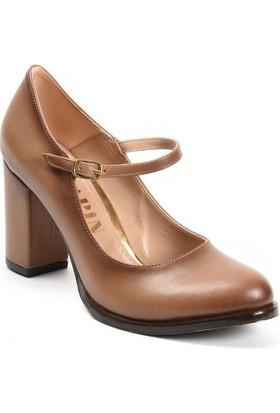 Sapin Kadın Topuklu Ayakkabı 25627