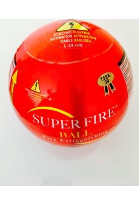 Elektrik Aktivasyonlu Yangın Söndürme Topu