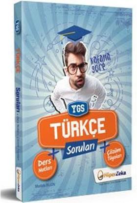 2018 Hiper Zeka Ygs Türkçe Soru Bankası