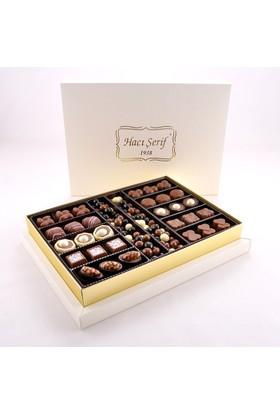 Hacı Şerif Kahve Drajeli Special Çikolata 490 gr