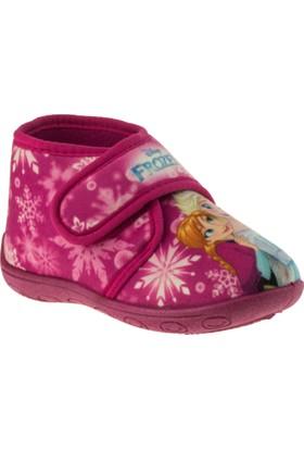 Gigi 92205 Frozen Elsa Pembe Çocuk Panduf