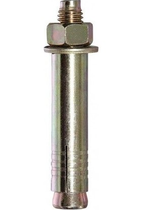 M12 Borulu Çelik Dubel (10 Adet)