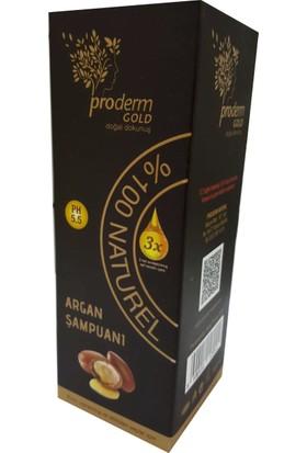 Şifaadresi Proderm Gold Argan Özlü Şampuan