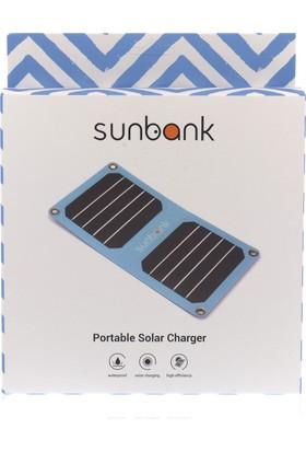 Sunbank - SunTouch 5.3W - Güneş Enerjili Anlık Şarj Cihazı