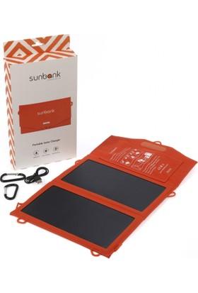 Sunbank - Sunbag - Güneş Enerjili Şarj Cihazlı Çanta