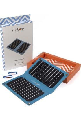 Sunbank - SunTouch 10.6W - Güneş Enerjili Anlık Şarj Cihazı