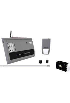Boss Kablolu Rj45 Alarm Seti Kolay Kurulum Tak Çalıştır
