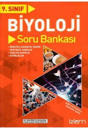 İzlem 9. Sınıf Biyoloji Soru Bankası