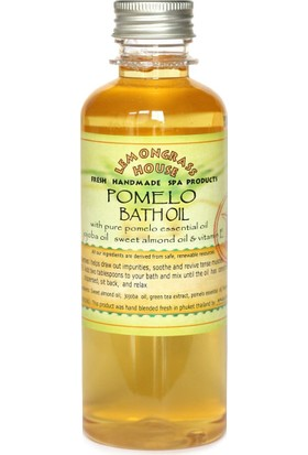 Lemongrass House Banyo Yağı Pomelo 250 ml.