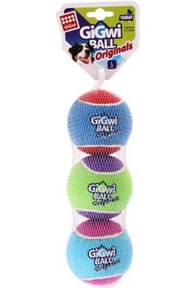 GiGwi 6290 Gigwi Ball Tenis Topu 3'lü Large