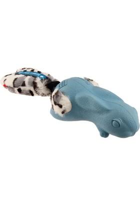 GiGwi 6452 Forestails Mavi Tavşan Sesli-Sessiz Opsiyonlu