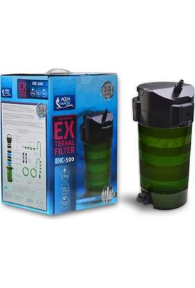 Aqua Magic EXC-500 Musluklu Dış Filtre