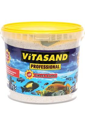 Vitasand Pro-00 8,5 Kg Kalsiyum Karb.Ciklet Kumu