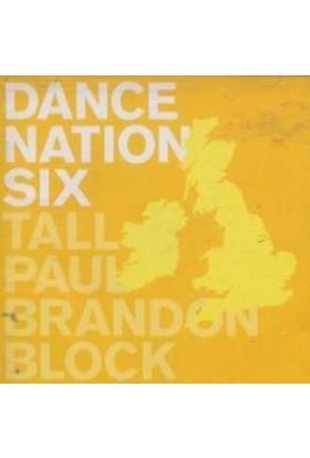 Tall Paul / Brandon Block - Dance Nation Six 2 CD