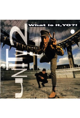Unity 2 - What Is It, Yo?! CD