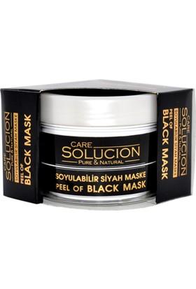 Care Solucion Soyulabilir Siyah Maske 100 ml.