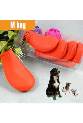 Dog Story Medium Turuncu Galoş
