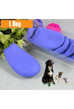 Dog Story Large Mavi Galoş