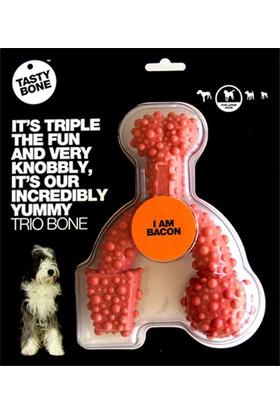 TastyBone Trio Bone Small Nylon Bacon 745980