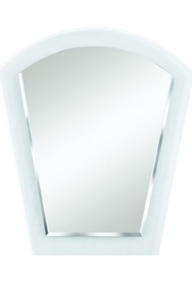 Tuğbasan Çift Camlı Gül Tek Ayna