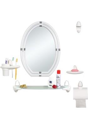 Tuğbasan Milenyum Eko Ayna Seti