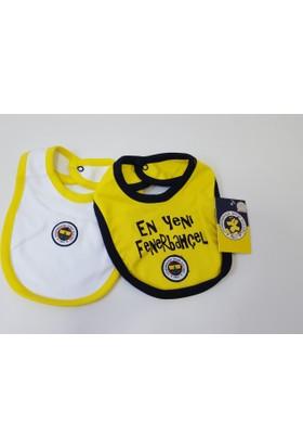 Wenice Fenerbahçe Bebe Unisex 2Li Önlük