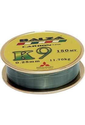 Balza K9 Carbonline 150 mt. Misina