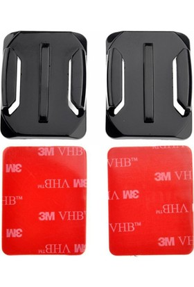 Xiaomi Yi 2 Adet Oval Zemin Kavisli Yüzey 3M Yapıştırma Bandı