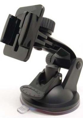Sony Aksiyon Kamera Uyumlu Düz Giriş Vantuz Vakum
