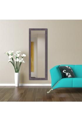 Hepsiburada Home Dekoratif Boy Aynası Wenge 45x105 cm