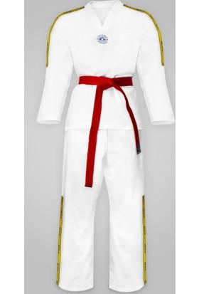 Saydo Acemi Fitilli Taekwondo Elbisesi