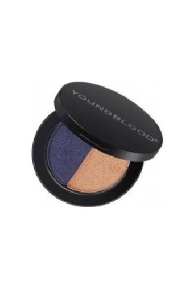 Youngblood Perfect Pair Mineral Eyeshadow Duo - Graceful