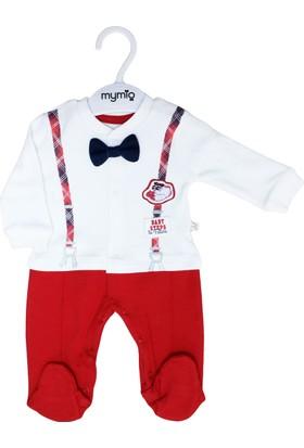 Mymio Step Erkek Bebek Tulum