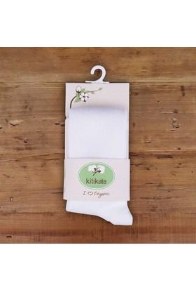 KitiKate S95941 Organic Bebek Külotlu Çorap