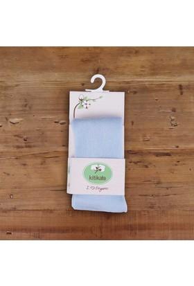 Kitikate Organik Bebek Külotlu Çorap