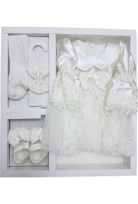 Pugi Baby 3110 Kız Bebek Mevlüt Takımı