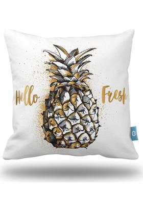 Bc Home Hello Fresh Dekoratif Yastık / Kırlent Kılıfı