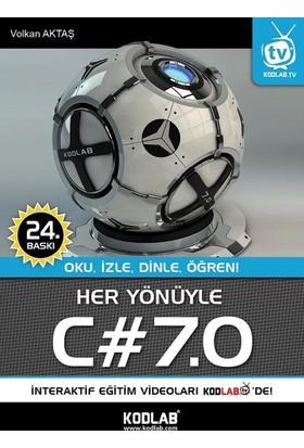 Her Yönüyle C# 7.0 - Volkan Aktaş