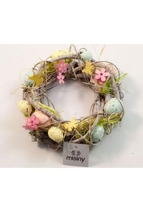 Misiny Yumurta Kapı Süsü-005