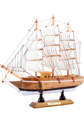 Misiny Confectıon Gemi Maketi-010