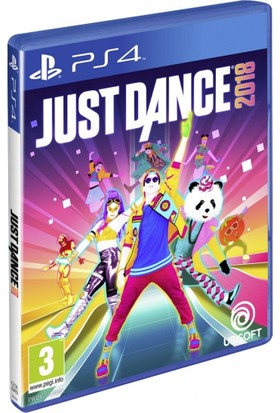 Just Dance 2018 PS4 Oyun