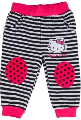 Hello Kitty HK8898 Bebek Kadife Patiksiz Alt