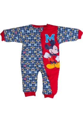 Mickey Mouse MC9069 Bebek Uylu Tulumu