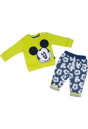 Mickey Mouse MC12081 Bebek 2'li Takım